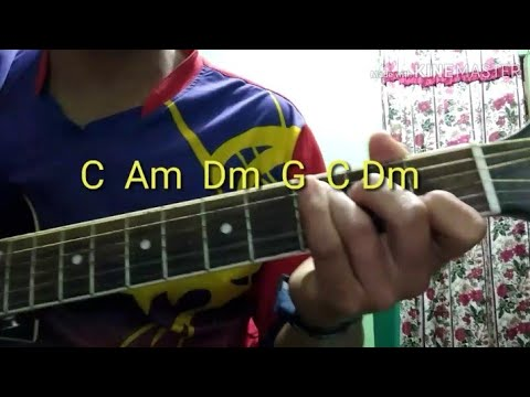 Chord Gampang | Kunci Gitar Pergi Menjauh - Marion Jola By Siahaan Margana