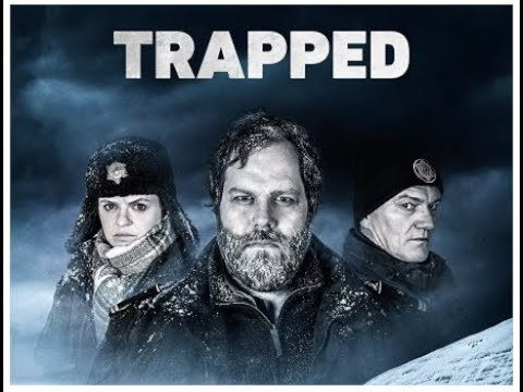 AMAZON PRIME - Trapped Season 1 Review - NON spoilers