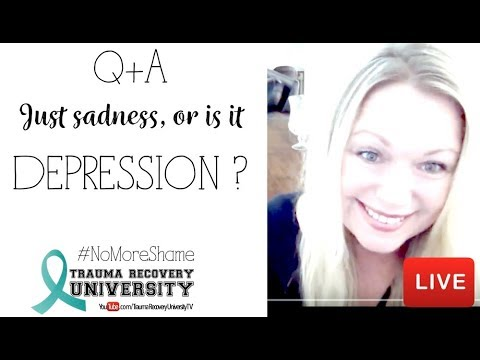 Live Q&A: 7 Warning Signs of Depression