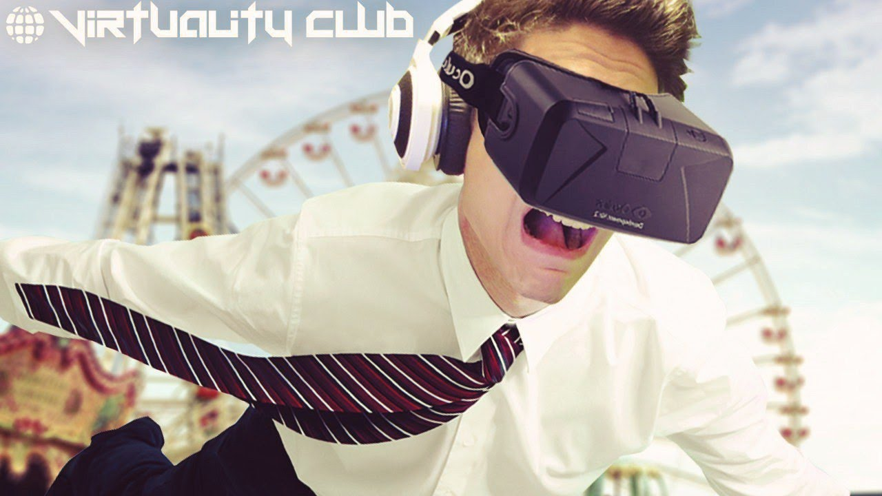 аттракционы виртуальной реальности картинки самое главное
