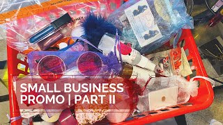 Small Business Promo | PART 2 | byREDD Beauty