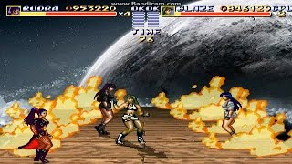 Streets Of Rage Remake v5 / v5.1 MOD - Ultimate 1.1 DV2 Longplay HD