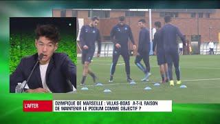 VIDEO: OM : Villas-Boas a-t-il raison de maintenir le podium comme objectif ?