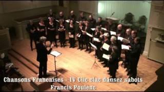Clic clac dansez sabots - Poulenc - Doulce Memoire