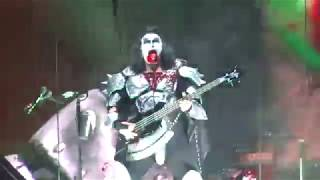 KISS LIVE - God of Thunder & Psycho Circus - 3-2-2019 - Chicago, IL