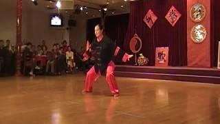 Master (Sifu) Amin Wu - Fan Performance