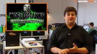 Wochenerückblick: Command and Conquer, World of Tanks Xbox 360 Edition und vieles mehr!