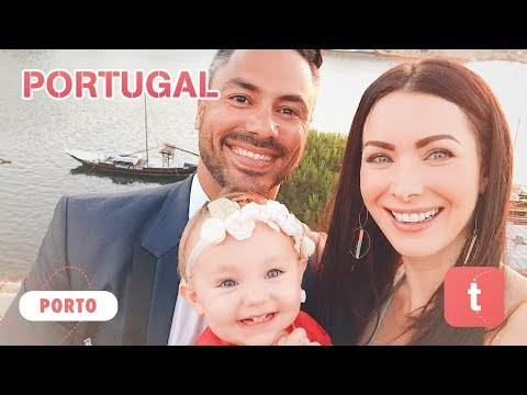 PORTO | PORTUGAL VLOG ♡ FAMILY TRAVELBOOK ● Travel Guide & Recommendations (2018)