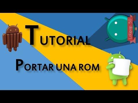 TUTORIAL PORT ROM MTK | Como portar una ROM (Mismo Chipset)