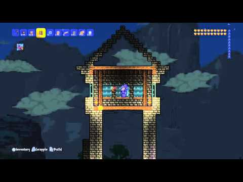 how to make a furnace in terraria xbox one