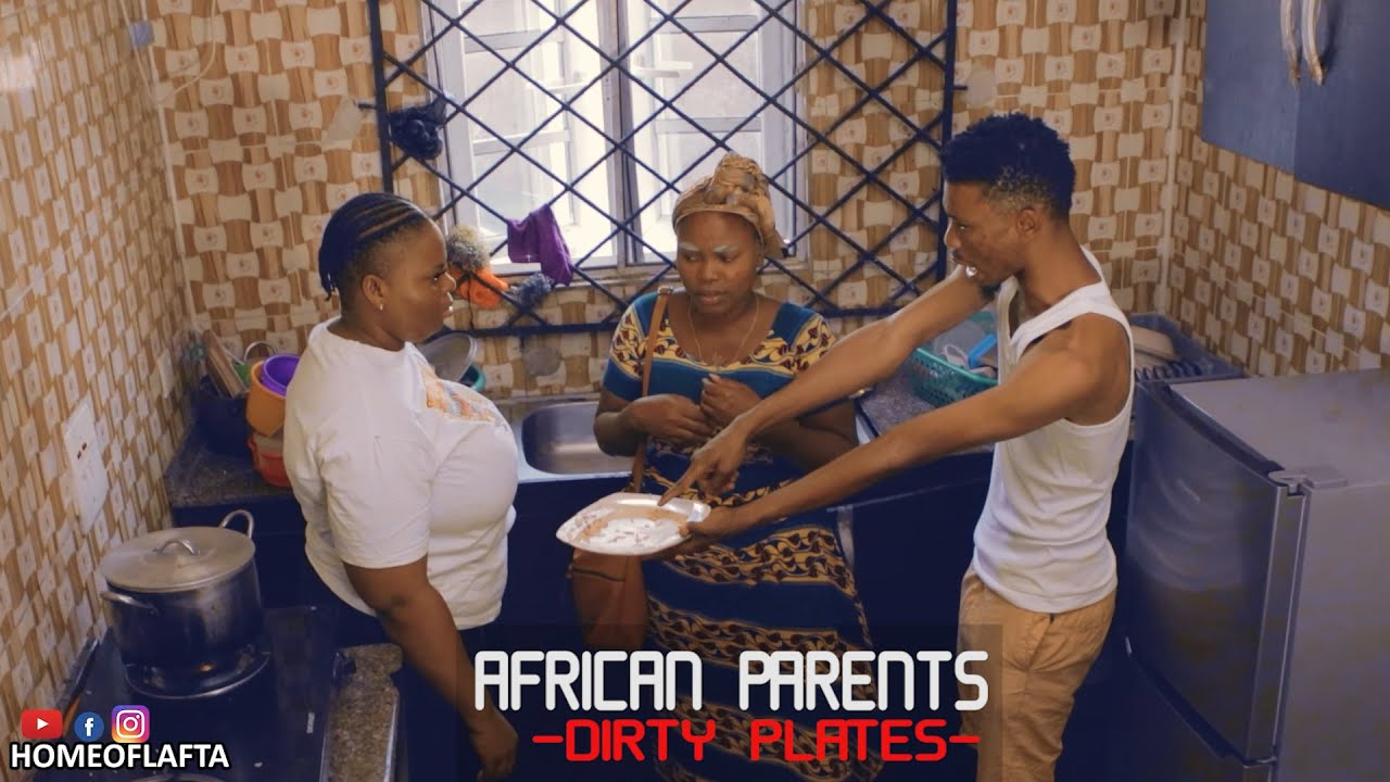 Download AFRICAN PARENT - THE DIRTY PLATE