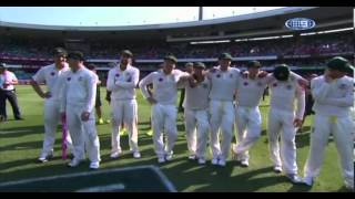 Repeat youtube video Ashes whitewash presentation