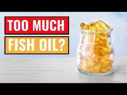 5 Little-Known Side Effects Of Too Much Fish Oil