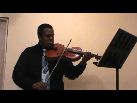 Henry Ellis Audition for Central Michigan University Music Department