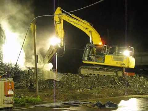 M2 Motorway Sydney Demolition