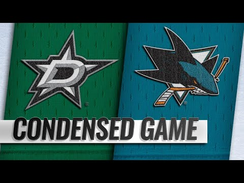 12/13/18 Condensed Game: Stars @ Sharks