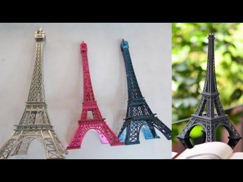 Eiffel Tower 🗼 craft ideas