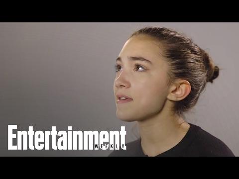 Girl Meets World: Rowan Blanchard On Gender Inequality   Entertainment Weekly