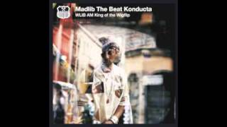 Madlib - Drinks Up! (feat. Frank-N-Dank)