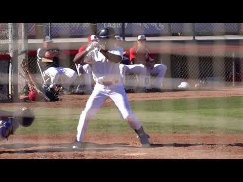 Cletis Avery, Palm Springs Power INF (2018 California Winter League)