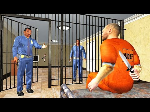 Jail Break: Prison Escape Game - Android Gameplay