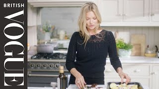 Download Cooking With Kate Moss | British Vogue Mp3 and Videos