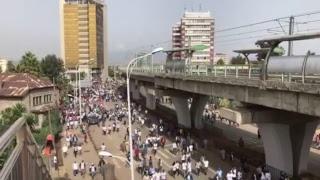 Abiy Rally