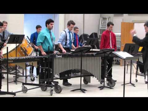 Fraser High School 2015 Percussion Ensemble