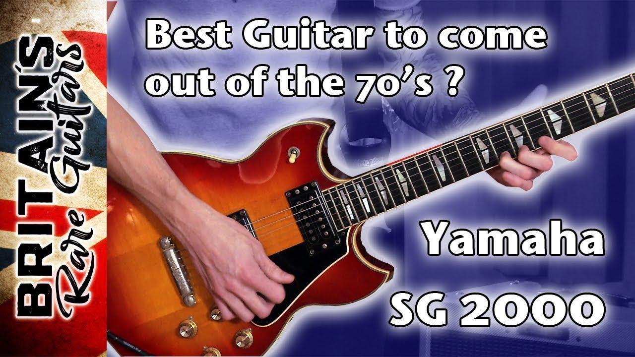 yamaha sg2000 history
