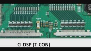 TV LCD 37   Exemplo de placa T con 2