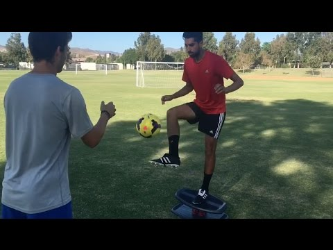 How To Improve Ball Control - Soccer