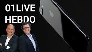 01LIVE HEBDO #111 : iPhones, Icann et les produits du Labo