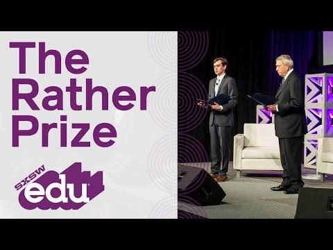 SXSWedu 2017 The Rather Prize: The Best Idea to Improve TX Edu
