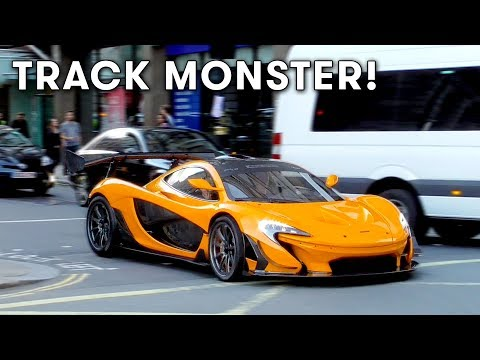 The Arab Supercars Invasion in London August 2017 Part 2