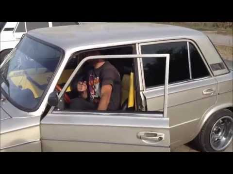 жесть ВАЗ 2106 с Приоровским мотором#