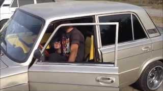 видео: жесть ВАЗ 2106 с Приоровским мотором#