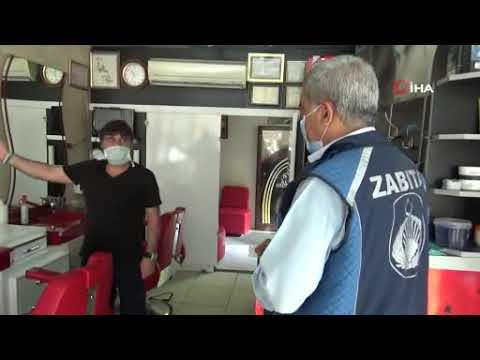 Diyarbakır'da korona virüs denetimi