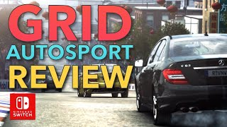 GRID Autosport Nintendo Switch Review - POLE POSITION!