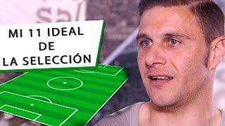 Mi 11 ideal de la Selección Española | Joaquín Sánchez