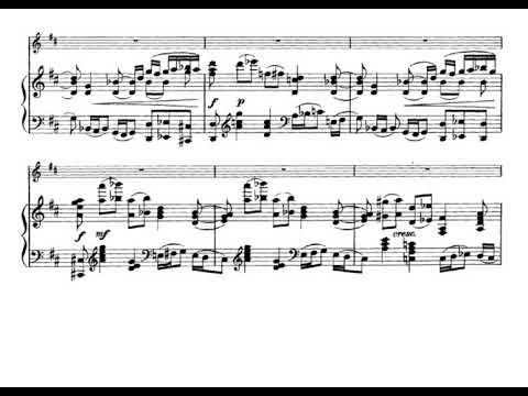 Pyotr Ilyich Tchaikovsky - Violin Concerto in D major Op.35 (w/score)