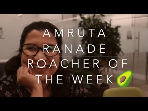 Roacher of the Week: Amruta Ranade, Sr. Technical Writer at Cockroach Labs