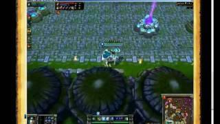League of Legends EG vs. TSM Finals Game 2 [EG Ventrilo] Dreamhack NA Qualifier Riot Season 1