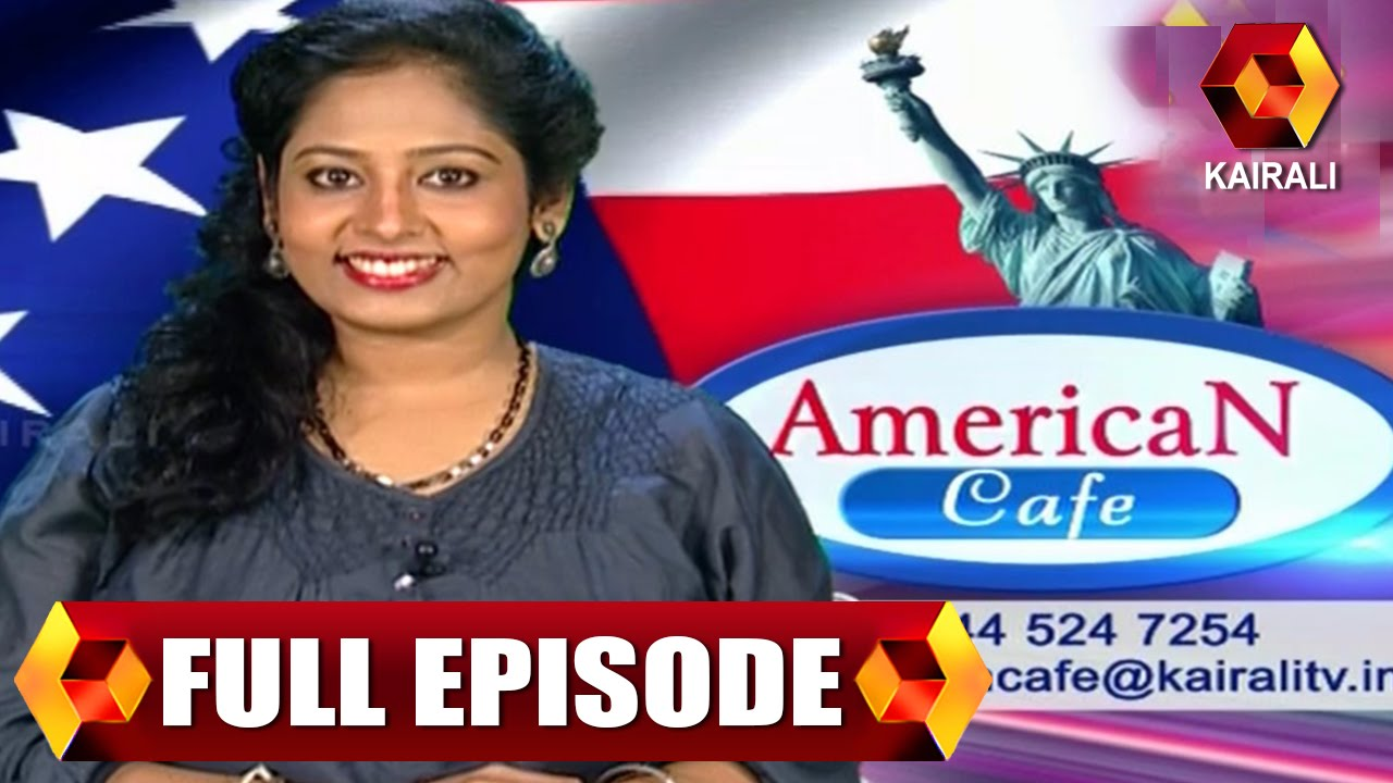 American Cafe |  22nd February 2016 |  Full Episode