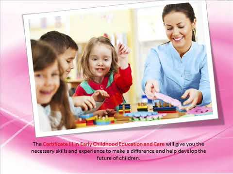 Why Early Childhood Educations Courses will Transform Your Career