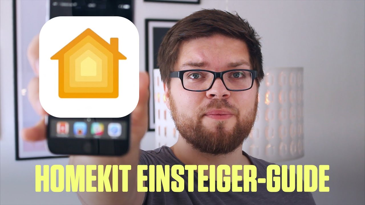 wohnung mit dem iphone steuern 3 ger te f r den anfang mit homekit youtube. Black Bedroom Furniture Sets. Home Design Ideas