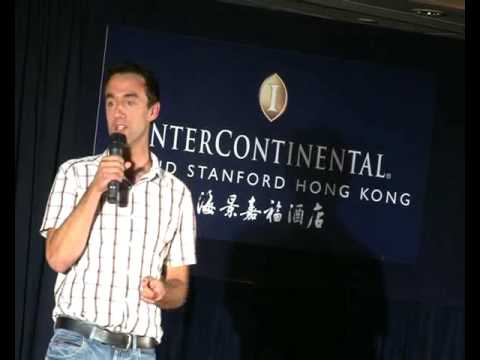 InterContinental Grand Stanford Quatsch Comedy Club May 2009