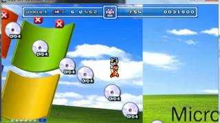 Hello Mario Engine   Super Mario Bros Windows XP Error Edition   part 1   beginner