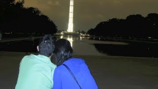 DC Vlog: Monuments by Day & Night!