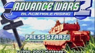 Review of Advance Wars 2 Black Hole Rising for GBA by Protomario