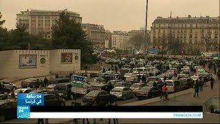 فيديو.. غضب اجتماعي يغزو الشوارع الفرنسية